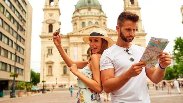 Verkaufen Sie Ihr Touristenfoto